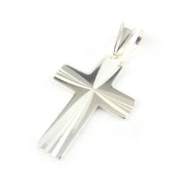 Krzyżyk srebrny srebro 925